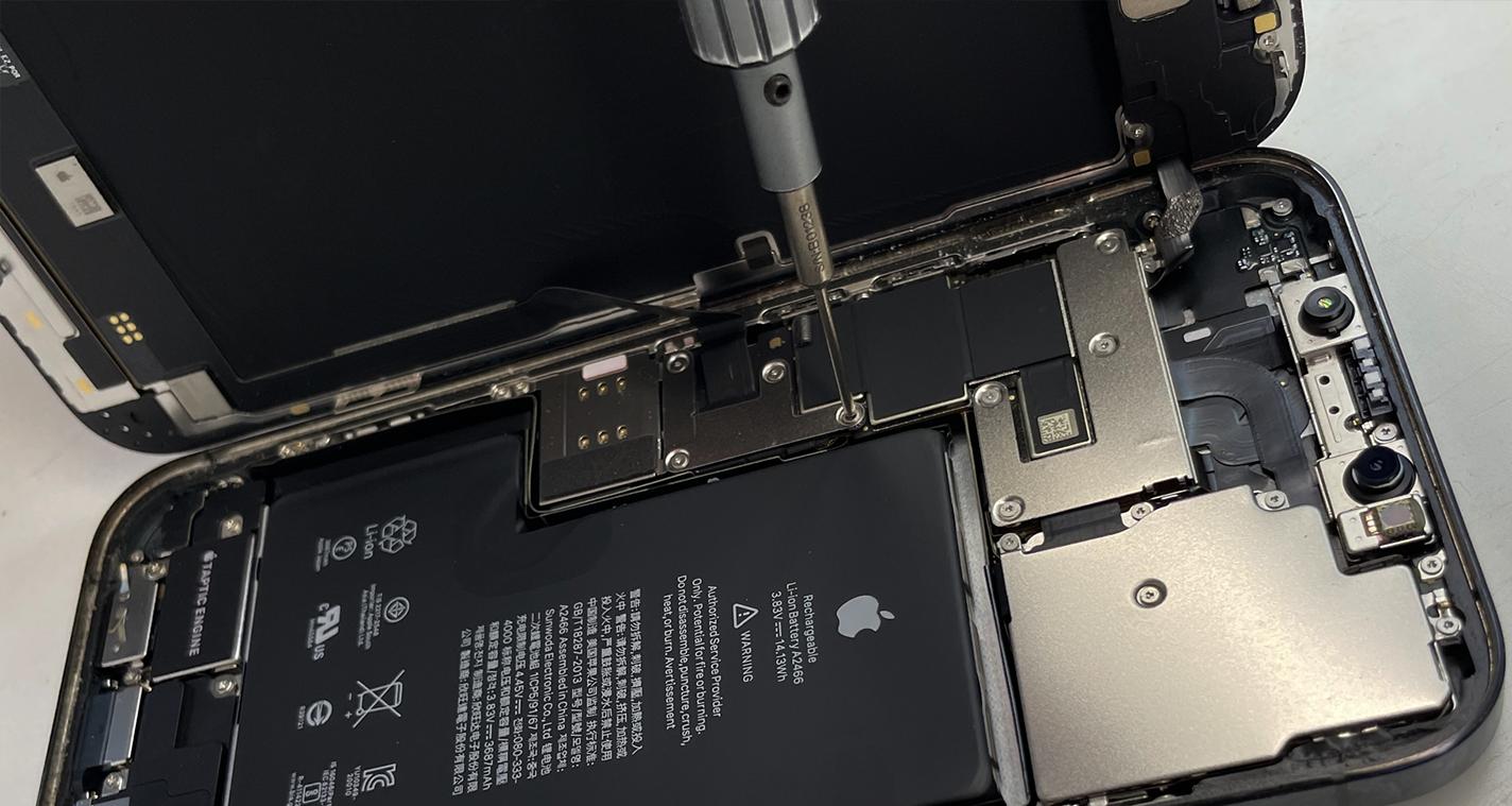 замена акб iphone 12 pro